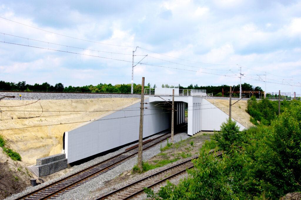"""""""Prace na liniach kolejowych nr 153, 199, 681, 682 oraz 872 na odcinku Toszek Północ - Rudziniec Gliwicki - Stare Koźle""""."""